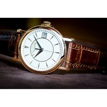 Patek Philippe [NEW][SPECIAL] CALATRAVA 18K ROSE GOLD SILVERY...