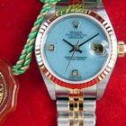 Rolex Ladies Datejust 2-Tone Watch .19A. Rolex ladies Datejust...