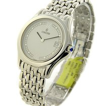 Concord 0305877 Mens Les Palais - White Gold on Bracelet