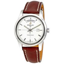 Breitling Transocean Day-Date Automatic Men's Watch