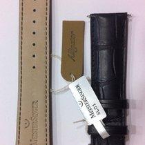 Meistersinger Croco noir 20mm