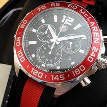 TAG Heuer Neuwertige Formula 1 Chronograph McLaren SE