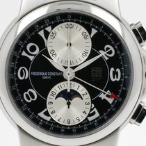 """Frederique Constant """"Highlife Moonphase Chronograph""""..."""