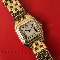 Cartier Panthere Mini 18ct Gold