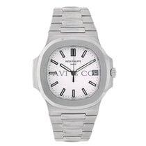Patek Philippe Nautilus Mens Stainless Steel Watch 5711