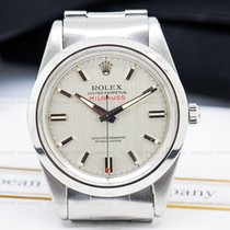 Rolex 1019 Vintage Milgauss Silver Dial SS / SS (24950)