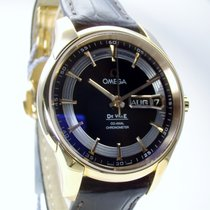 Omega De Ville Hour Vision Annual Calendar Co-Axial