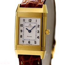 Jaeger-LeCoultre Jeager Reverso Lady 18K Yellow Gold Ref-26014...