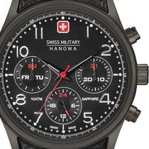 Swiss Military Hanowa 06-4278.13.007 Navalus Herren 44mm 10ATM