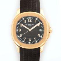 Patek Philippe Rose Gold Aquanaut Automatic Ref. 5167R