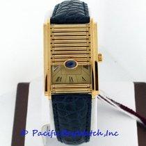 DeLaneau Golden Dream Shutter Watch MGD045
