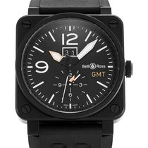 Bell & Ross Watch BR03-51 GMT BR 03-51