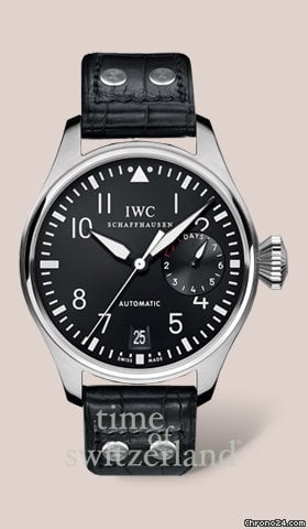 IWC Pilots Classics Big Pilot