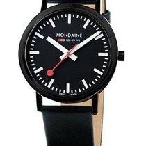 Mondaine Classic Black Saphir