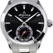 Alpina Geneve Horological Smartwatch AL-285BS5AQ6B Herrenarmba...