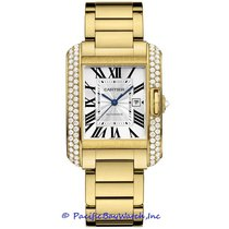 Cartier Tank Anglaise MId-Size WT100006