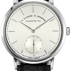 A. Lange & Söhne Saxonia Automatic White Gold Watch