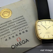 Omega Constellation Chronometer Automatic solid gold with genuine