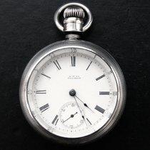 Waltham U.S.A. WATCH Co. ANTIQUE BIG POCKET WATCH 1890
