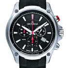 Grovana Chronograph Red Force