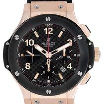 Hublot Big Bang Chronograph 18k Rose Gold Men's Watch...