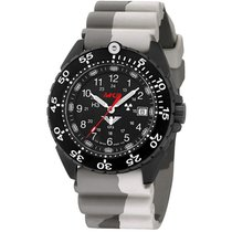 KHS Uhren Herrenuhr Enforcer Black Titan KHS.ENFBT.DC5