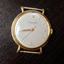 IWC SCHAFFHAUSEN 18K Gold Watch