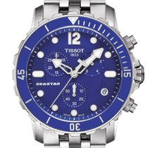 Tissot Seastar 1000 Quartz Blue Dial 45mm T