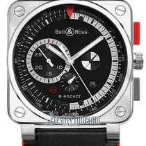 Bell & Ross BR01-94 Chronograph 46mm BR01-94 B-Rocket