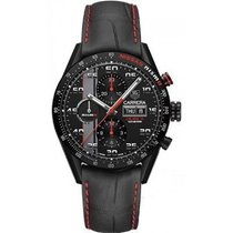 TAG Heuer Carrera Calibre 16 Automatic Chronograph 44m  inkl....
