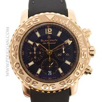 Blancpain Limited Edition 18k rose gold Air Command Concept...