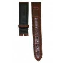 Versace -brown Crocodile Leather Strap