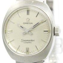 Omega Vintage Omega Seamaster Cosmic Steel Hand-winding Ladies...