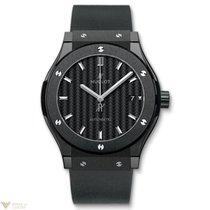 Hublot Classic Fusion Black Magic Ceramic Men's Watch