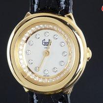 Graf 750YG レディース クォーツ ダイヤモンド Ladys watch Diamond
