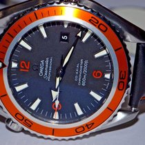 Omega Seamaster Planet Ocean Orange 600M 45mm XL Automatic
