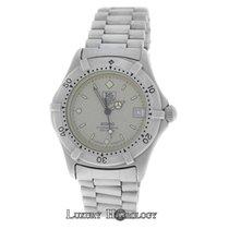 TAG Heuer Ladies Unisex 000 Ref. 962.213B-1 Steel Date 34mm...
