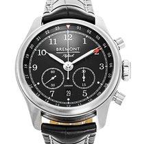 Bremont Watch Flyback GMT Codebreaker