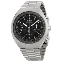 Omega Speedmaster Mark II Automatic Stainless Steel Mens Watch...