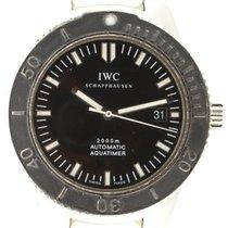 IWC Aquatimer 2000m Iw353602 Gst Automatic On Steel Bracelet...