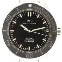 IWC Aquatimer 2000m Iw353602 Gst Automatic On Steel Bracelet...