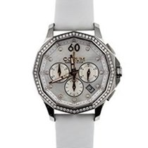 Corum A132/03423 Admirals Cup Legend Chronograph in Steel with...