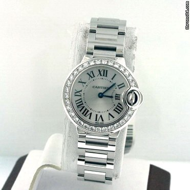 Cartier Ballon Bleu WE9003Z3 Ladies