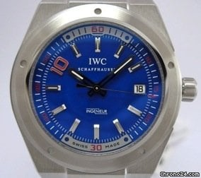 IWC Ingenieur &amp;#34;Zinedine Zidane&amp;#34; incl. 19% VAT