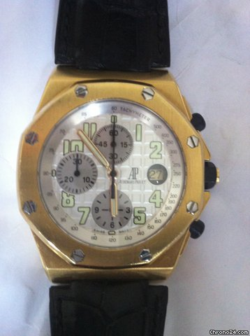 Audemars Piguet offshore