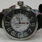 Tendence Swiss Chronograph Men's Grey/White Watch TE470001
