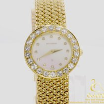 Carl F. Bucherer 18K Yellow Gold Mother of Pearl Dial 34...