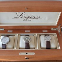 Longines '15 '25 '30 Limited Edition 3 Watch Box Set