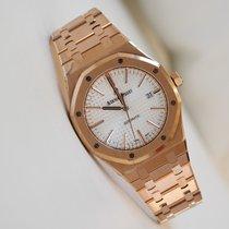 Audemars Piguet Royal Oak Self Winding 41 mm Rose Gold Watch