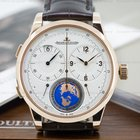 Jaeger-LeCoultre Duometre Travel Time 18K Rose Gold